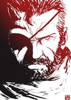 MGS5: The Silent War: portada