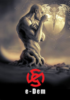e-Dem : comic cover