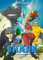 SHARK, Clandestins de Solobore: couverture