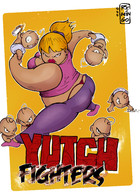 YUTCH Fighters: cover