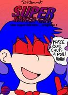 L'Origin Story de Super Naked Girl : Tome 1