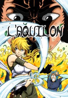 L'Aquilon : manga cover