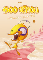 Boo Tchou - Tome 01: couverture