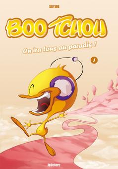Boo Tchou - Tome 01 : comic couverture
