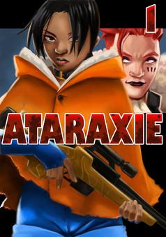 Ataraxie : comic couverture