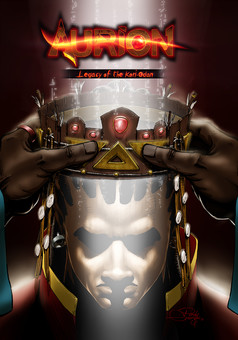 Aurion: l'héritage des Kori-odan : comic cover
