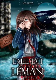 L'œil du Léman : manga portada