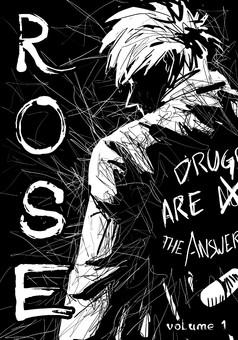 Rose : comic cover