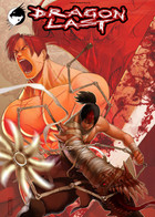 Dragonlast: portada