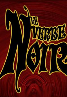 Le verbe noir : manga cover