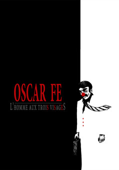 Oscar FÉ : comic couverture