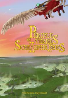 Périple en Terres Schizophrènes : manga couverture