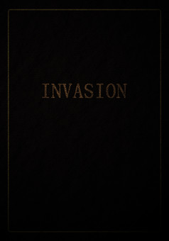 Invasion : manga cover