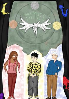 M.I.M.E.S : manga cover