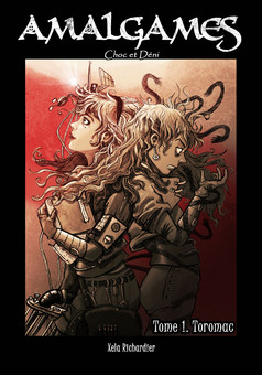 Amalgames : manga cover