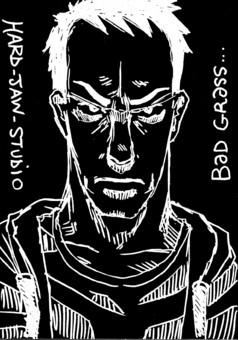 Mauvaise Herbe : manga couverture