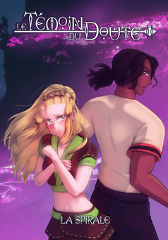 Le Témoin Du Doute : manga cover