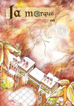 La Marque : comic couverture