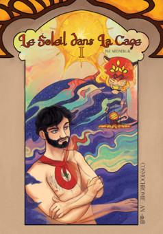 Le Soleil Dans La Cage : manga couverture