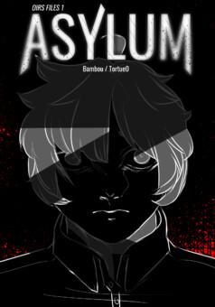 ASYLUM : manga cover