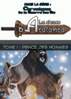 La chute d'Atalanta: couverture