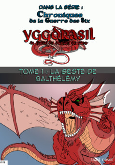 Yggdrasil, dragon de sang : comic cover