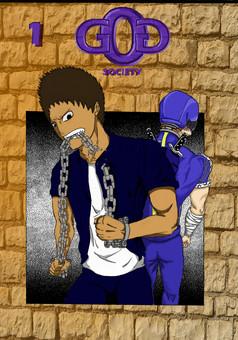 GOG society : manga couverture
