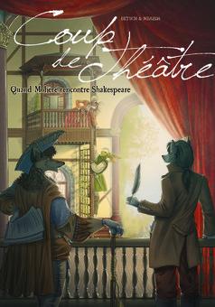 Coup de Théâtre  : manga cover