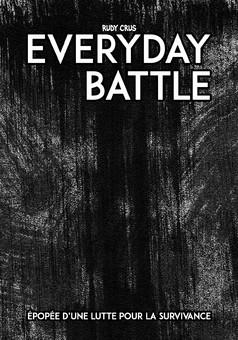 Everyday Battle : manga couverture