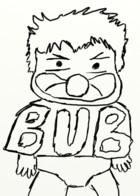 Bub, un bébé ultra bizarre: couverture