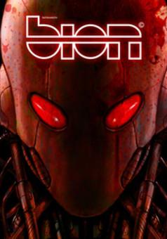 バイオン  : manga cover