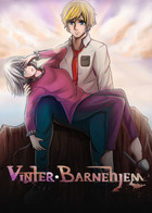 Vinter-Barnehjem: cover