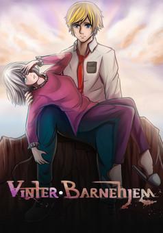 Vinter-Barnehjem : manga cover