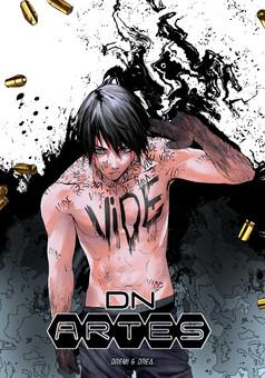 DN-ARTES : manga cover