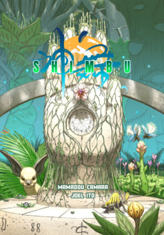 Shimbu Le Baleor Des Dieux : manga cover