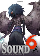 Sound 6 : A Naruto's Fan-fiction: cover