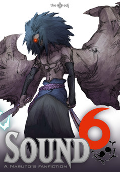 Sound 6 : A Naruto's Fan-fiction : manga cover