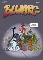 BLWARG - La récré !: cover