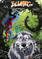 BLWARG - vlourgoroman d'Ysengrin: cover