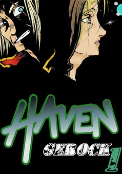 Haven : manga couverture