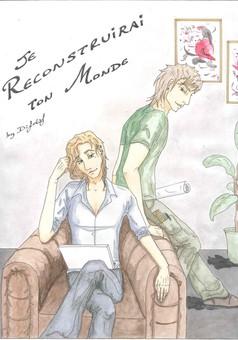 Je reconstruirai ton monde : manga cover