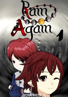 Rain Again : manga cover