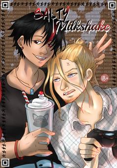 Salty MilkShake : manga cover
