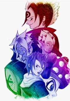 Aspiralda : manga cover