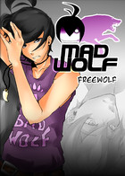 Mad Wolf: couverture