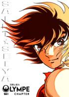 Saint Seiya - Olympe Chapter: cover