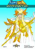 Saint Seiya : Hypermythe: cover