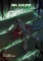 Dark Sorcerer side stories: cover