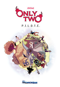 Only Two : comic cover