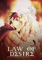 Law of desire : cover